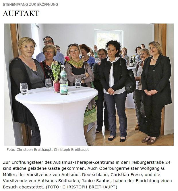 Eröffnung ATZ Lahr Online